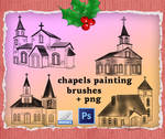 Chapels Painting Brushes