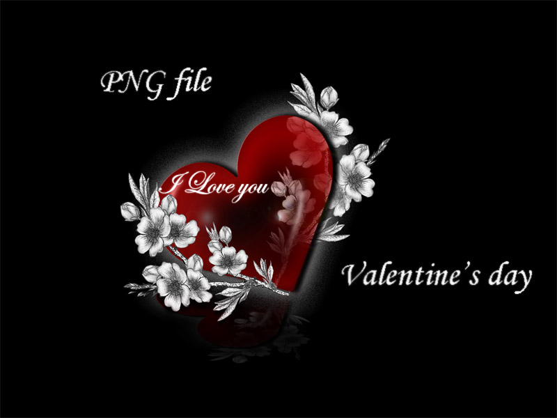 Heart Valentaine 1234tygval by roula33