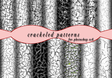 Crackeled Patterns