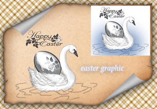 Swan Easter