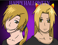 Happy Halloween FMA by MadeCheaply