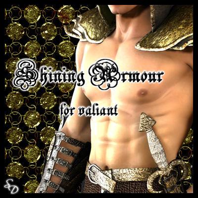 Shining Armour, Freebie by Shox00
