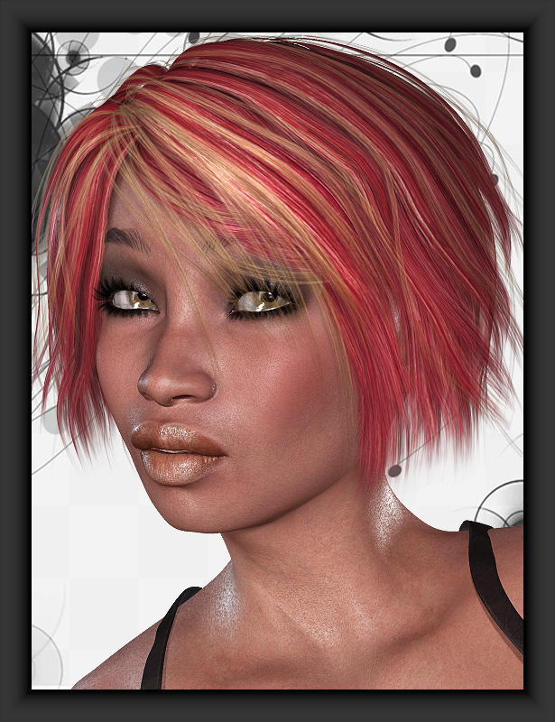 ShoXoloR for Zyv Hair, Free by Shox00
