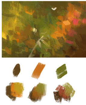 Painterly Brushes