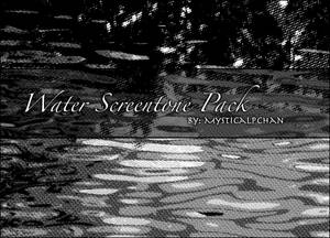 Water Screentone Pack