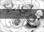 Rose Screentone Pack