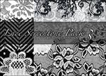Lace Screentone Pack 3