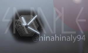 EXO overdose logo
