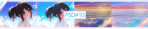 PSD Coloring #10 By JEN by SioYeong