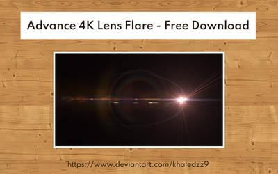 Advance 4K Lens Flares by khaledzz9