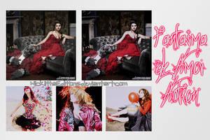 + Fantasma De Amor Action by NiickiithaEditions