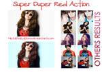 + Super Duper Red.