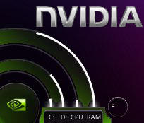 NVIDIA PC monitor by Derek609