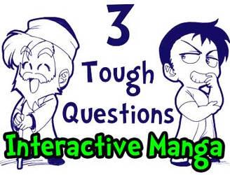 Three Tough Questions by Nayzak