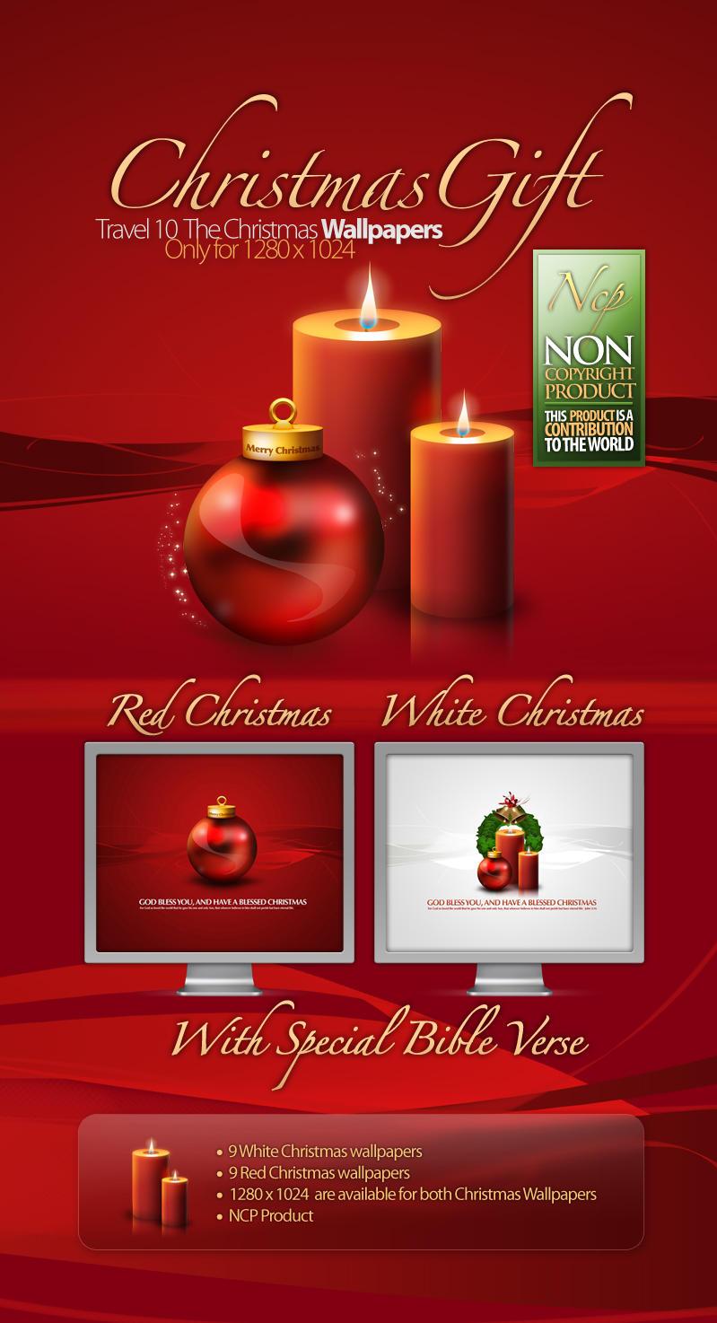 TRAVEL10 - Christmas_1280x1024 by petercui