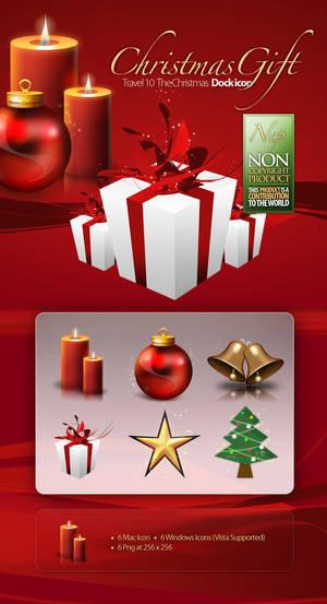 Christmas Dock Icons