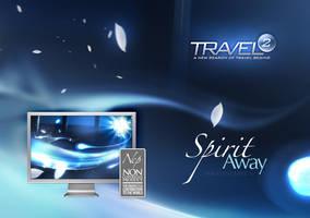 TRAVEL2  SPIRIT AWAY by petercui