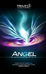 Travel2 Angel by petercui