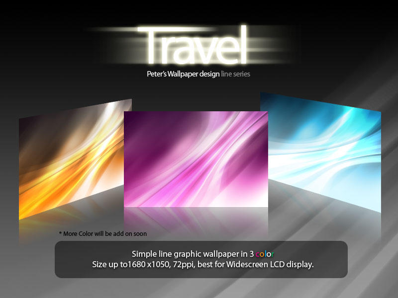 Travel wallpaper by petercui
