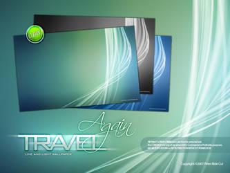 TRAVEL AGAIN -  CLEAN VERSION by petercui