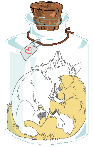 bottled by IceHeishiou