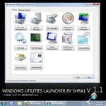 Windows Utilities Launcher 1.1