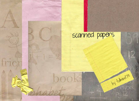 Textures 31: papers