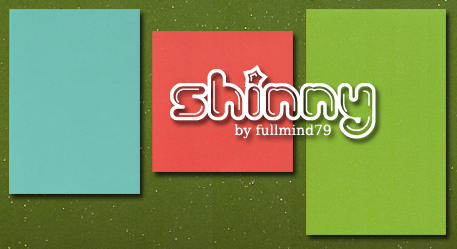 Textures: Shinny by fullmind79