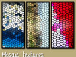 Mosaic textures