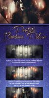 Tutorial Barbara Palvin by Amira92