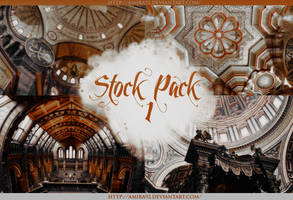 Stock Pack 1 by Amira92