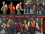 Final Fight Streetwise pack