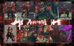 Evil Ryu Asura's wrath vol 2 (OUTDATED)