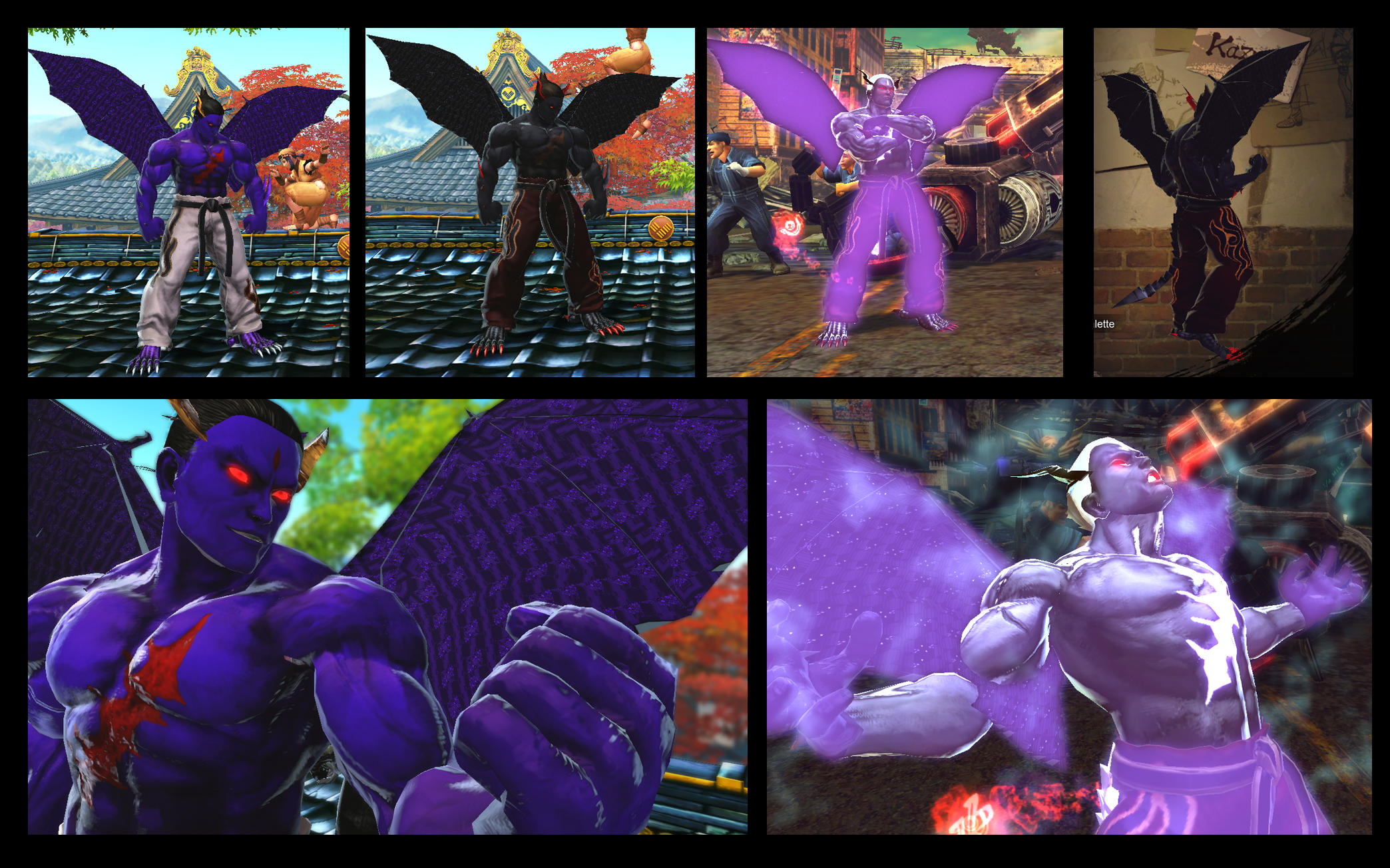 Tekken Devil Kazuya