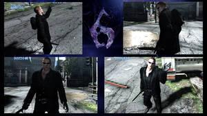 Resident Evil 6 Jake Wesker by monkeygigabuster