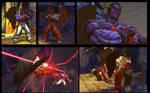 SF X TEKKEN Devil Kazuya Vol 2