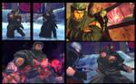 SF X TEKKEN Wanderer Ryu
