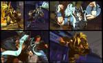 SF X TEKKEN Ogre Phoenix Armor