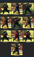 SSFIVAE Wanderer Ryu 10 color pack