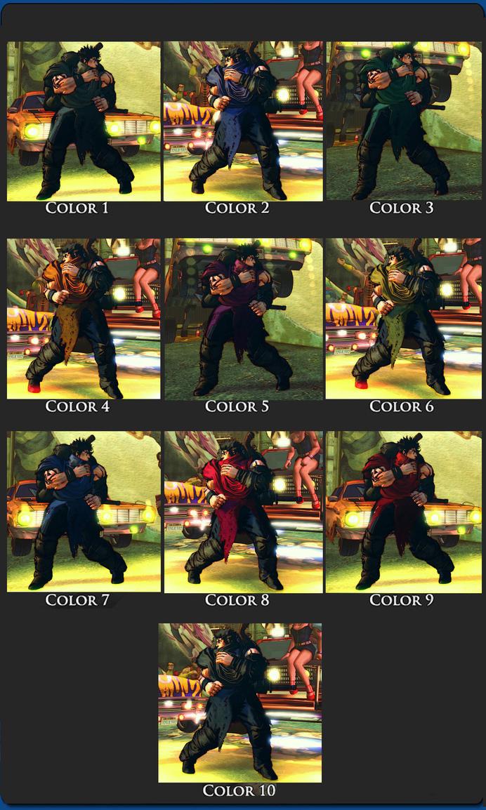 Ultra Street Fighter 4 PC Custom Skin Thread - Page 229