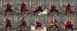 USFIV Wanderer Evil Ryu