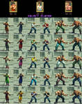 USFIV Final Fight pack Vol 2