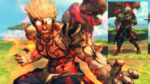 USFIV Evil Ryu as Asura Vol 3