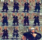 USFIV Ken as Dante from DMC 4