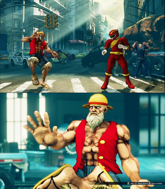 Street Fighter V PC Custom Skins/Models (CLOSED) - Page 177 - Sfxt Mods