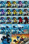 SFV Birdie Megaman X