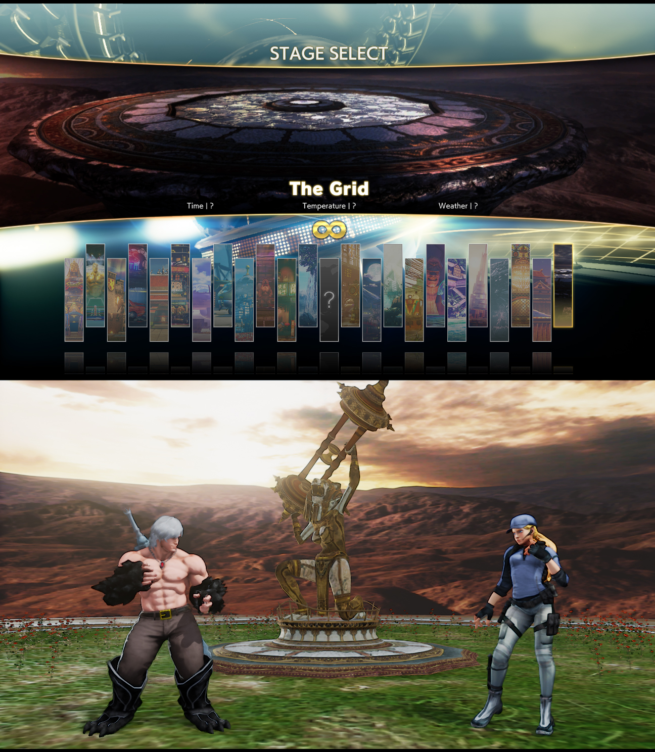 SFVAE Bloody Place (Replace The Grid)