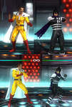 DOA5LR One Punch Man mod pack