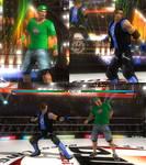DOA5LR WWE super stars pack