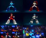 MVCI Fusion Megaman X